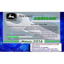 John Deere Service Advisor Agricultura 4.2.006 Mayo 2016