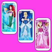 Muñecas De Princesas Barbie Originales Disney Store