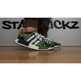 Zapatillas adidas Nmd Millitary Camufladas
