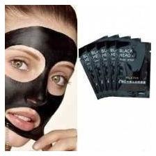 Máscara Preta Removedora Cravos - Black Head Facial - Negra.