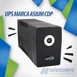 Ups Marca Asium Cdp Con Regulador 450va 240w 6 Tomas 12vdc
