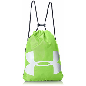 Mochila Morral Under Armour Verde *envio Gratis