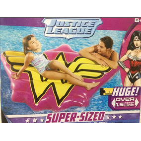 Inflable Mujer Maravilla, Justice League, Super Sized