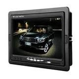Tela Monitor Lcd 7 Dvd/ Tft / Colorida Com Controle Remoto