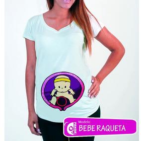 Blusa De Maternidad Divertida Panda Xd Bebe Tenis