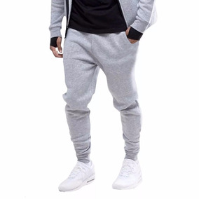 Calça Moletom Jogger Moleton Masculina Inverno Academia Slim 00e29949c8
