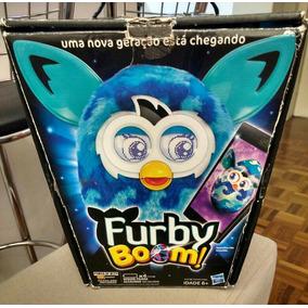 Furby Boom Em Ótimo Estado - Original Hasbro