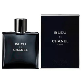 Perfume Chanel Bleu Eau De Toilette 100 Ml -100% Original