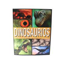 Libro Ilustrado De Dinosaurios Prehistóricos Para Niños