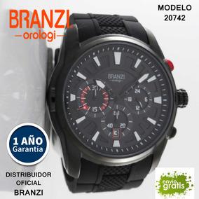 Reloj Branzi Original 20742 Acero Pavonado --kairos--