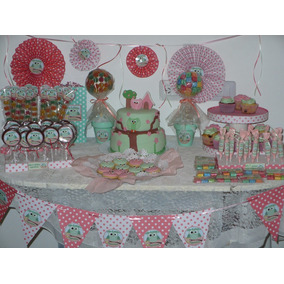 Candy Bar Mesa Dulce Ideal Para Comunion Souvenirs para