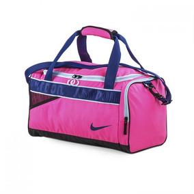 0825c14a5 Bolso Nike Original Dama Varsity Medium Duffel Espectacular - Ropa y ...