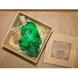 Absinto Green Skull 89.9% Garrafa De Vidro 750 Ml