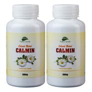 Kit 2 Calmin (calmante Natural) - 120 Cápsulas De 500mg