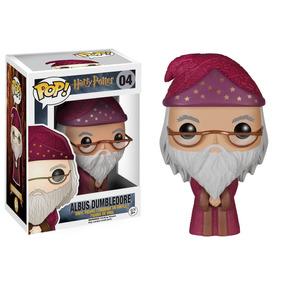Boneco Funko Pop 04 Albus Dumbledore - Original Na Caixa