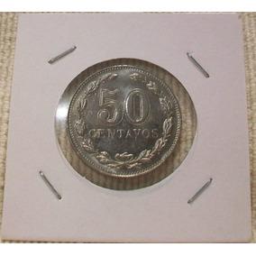 Moneda Argentina De 50 Centavos De 1941
