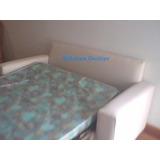 Sofa Cama Modelo Joel De 1.80cm Doble Almohadon