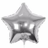 10und Balão Metalizado 45cm Bola Hélio Gas Festa Aniversário