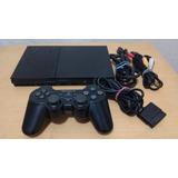 Consola Playstation 2 Varios Modelos En Tecno-gaming