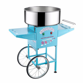 Maquina Para Hacer Algodón De Azúcar Carrito