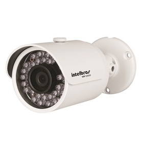 Câmera Ip Intelbras Mini Bullet Hd - Vip S3020 1mp 720p 3,