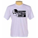 Camisa Camiseta Banda Rock Chico Science E Nação Zumbi
