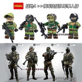 Lego Exercito, Swat, Sniper, Soldado Tatico -