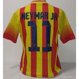 Camisa Barcelona Original Nike Craque Neymar 2014 - 14