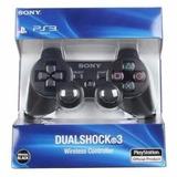 Control Playstation3 Dualshock Original Ps3 Sixasis *stargus