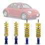 Suspension Regulable Tebao Vw New Beetle 1998 Hasta 2011