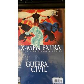 X-men Extra Nº 71 Guerra Civil