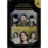4 Películas - Joaquín Pardavé - Libertd Lamarque - Dvd