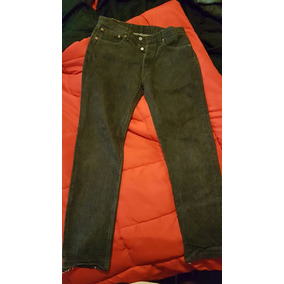 Jeans Levis Legendario 501 Negro Gaspeado Original!!!