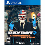 Payday 2 Crimewave Edition Ps4 - Addware Castelar