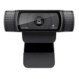 Logitech C920 Webcam Camara / Videochats Full Hd 1080p Nueva