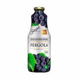 Suco De Uva 100% Natural Tinto Integral Pérgola - 1 Litro