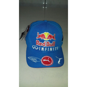 Bone Red Bull F1 Original Infiniti - Bonés no Mercado Livre Brasil 6aee1c8ec44