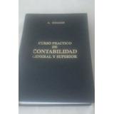 Curso Práctico De Contabilidad Por A. Redondo, Tomo I
