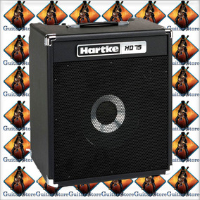 Hartke Hd 75 Cubo Contrabaixo Amplificador Driver 12 Systems