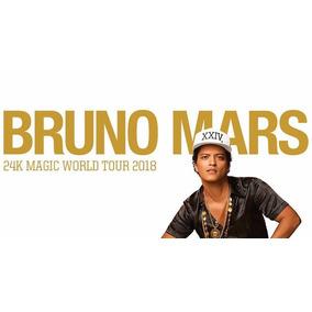 Bruno Mars Foro Sol