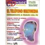 Cd Ware Multimedia 24-telefono Multimedia-video Conferencia-