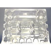 Caja De 240 Pz. Tapa Estuche Plástico Blister Para 30 Huevos
