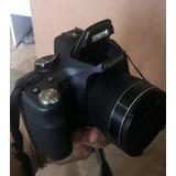 Máquina Fotográfica Semi Profissional Fuji Film