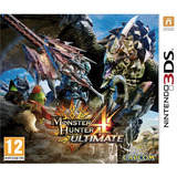 Monster Hunter 4 Ultimate 3ds - Prophone