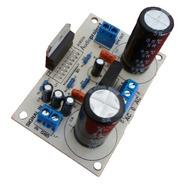 Mini Amplificador 100 Watts Tda7293 C/fuente- Audioproject