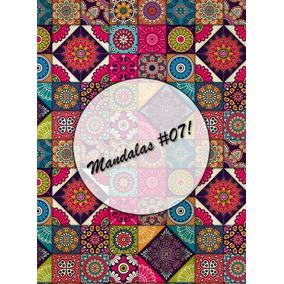 Mandalas #07! Lámina Decoupage Autoadhesiva 30 X 42 Cm