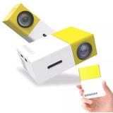 Mini Proyector Portátil Con Batería Recargable - Te891