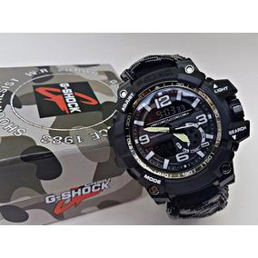 f48cd837178f Pulsera Paracord De Supervivencia Tejido Blaze Bar - Relojes en ...