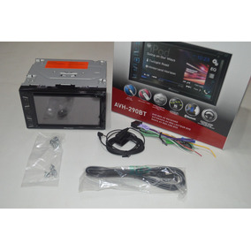 Dvd Pioneer Avh-290bt / Cd / Usb / Ipod / Original / Nuevo
