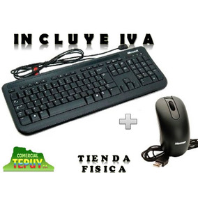 Combo Microsoft Mouse200, Teclado400 Tepuy
